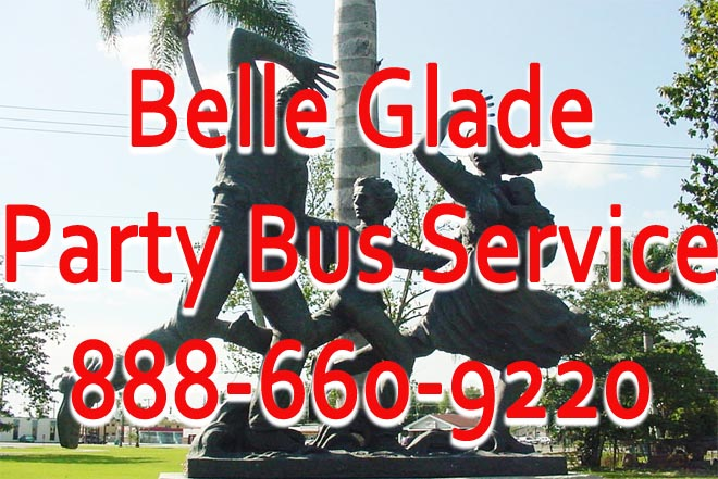 Belle Glade Party Bus Service
