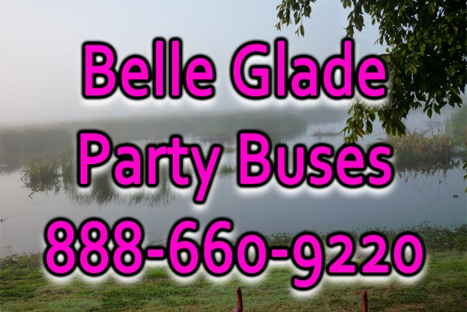 Belle Glade Party Buses