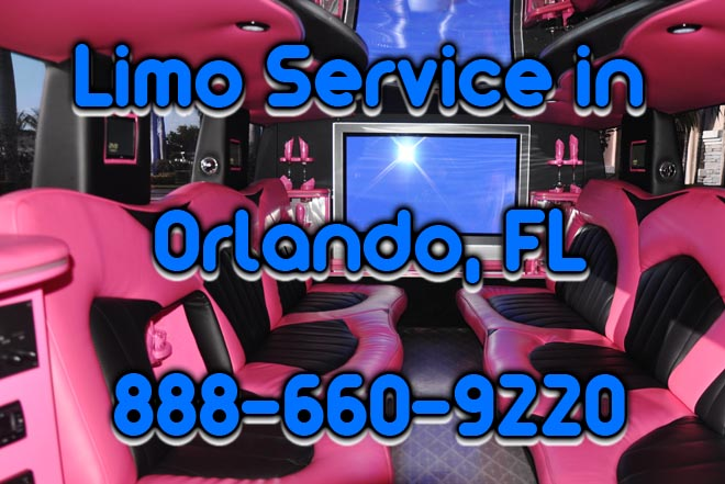 Orlando Limo Services, Limo Service Orlando, Florida