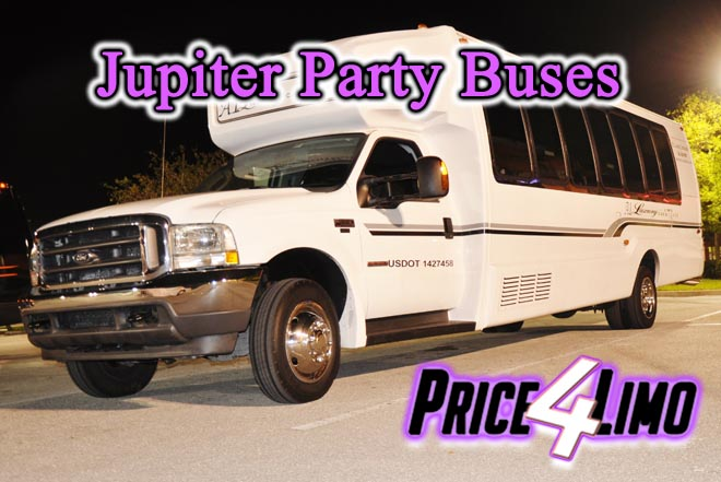 party buses in jupiter