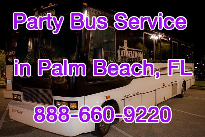 party buses in palm beach
