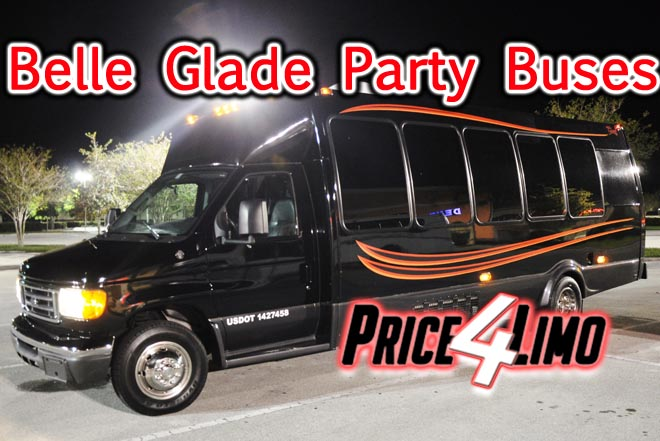 Party Bus Service Belle Glade