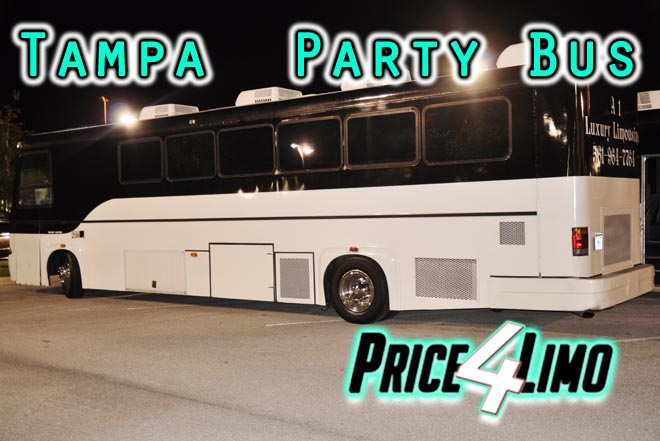 party buses in tampa, fl