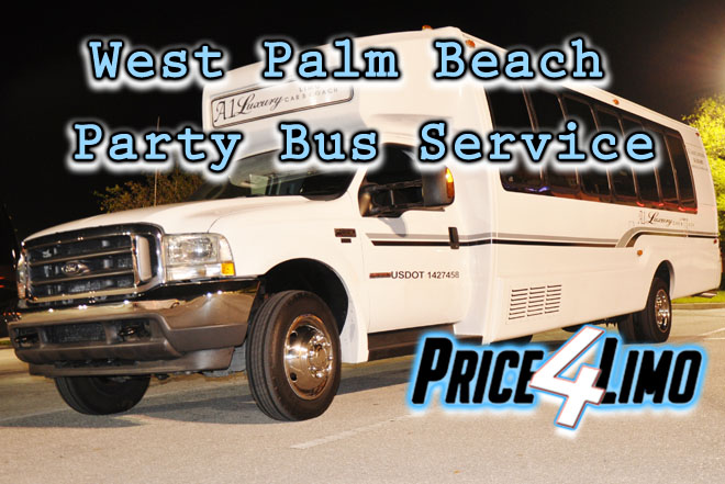 party buses in west palm beach, fl