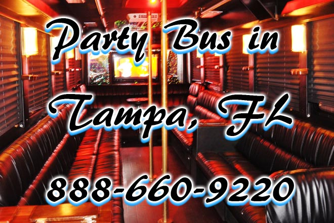 party buses in tampa