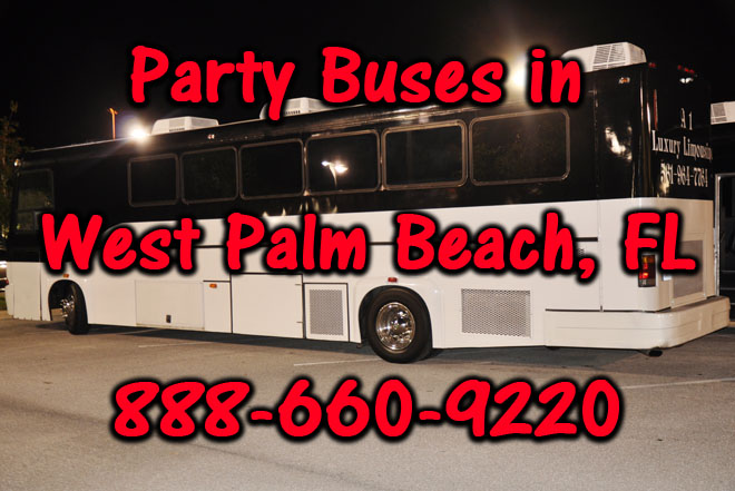 party buses in west palm beach
